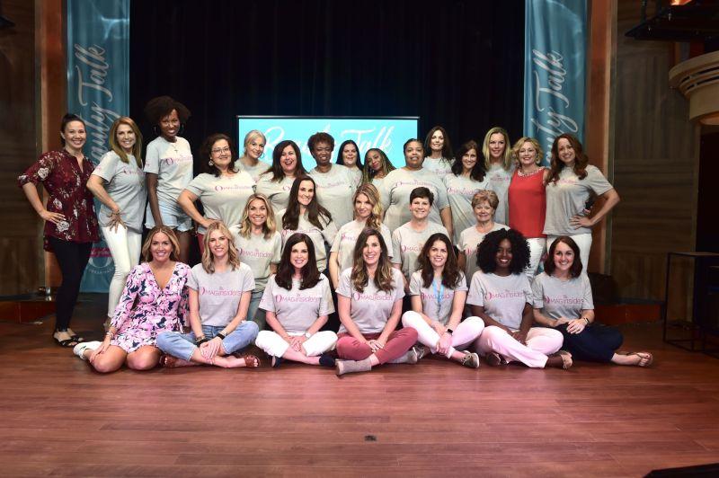 OMagInsiders on Girls' Getaway Cruise