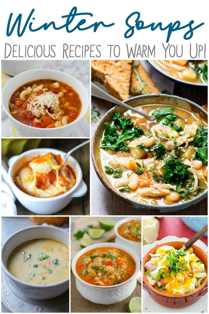 delicious winter soups