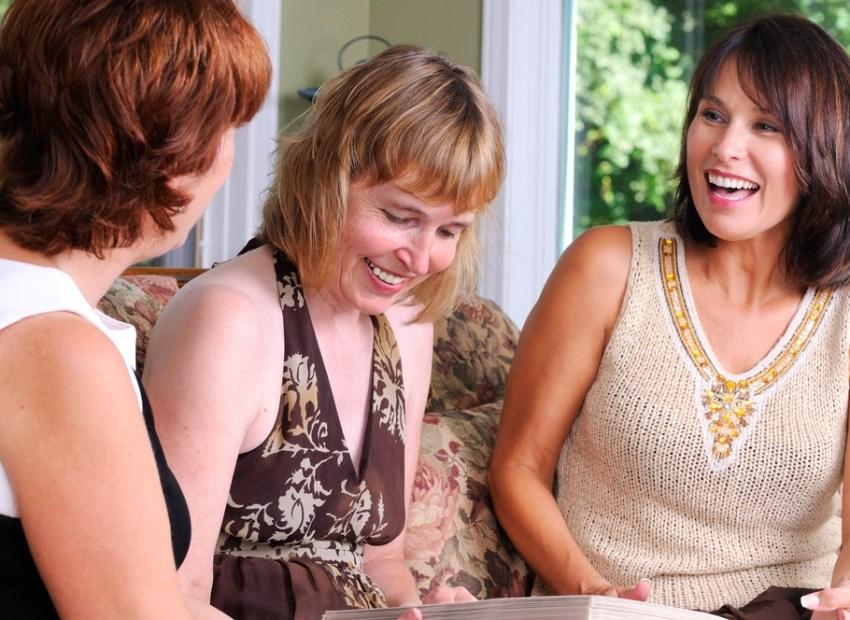 friendships between empowered women
