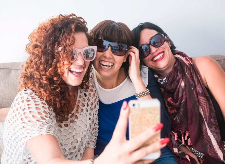 blogging group of ladies