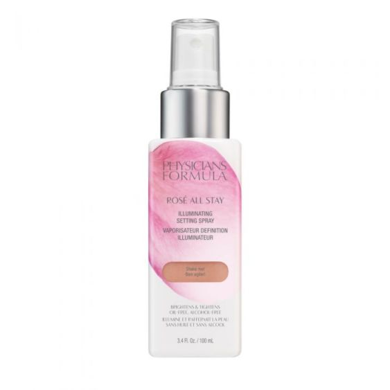 Physicians Formula Rose All Stay setting spray
