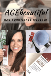 AGEbeautiful anti-aging hair color at Sally Beauty