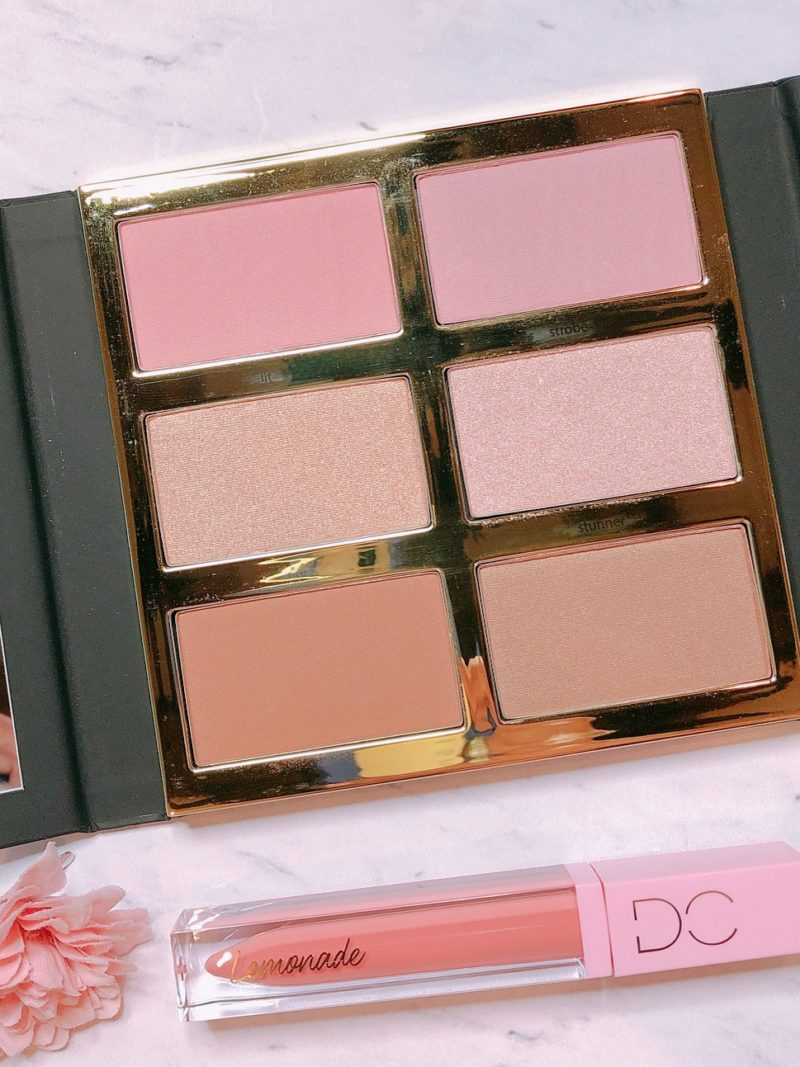Tartiest Pro Glow Cheek palette V3