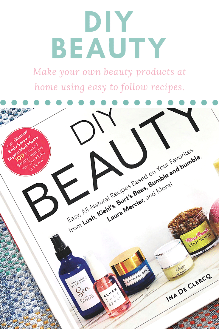 A DIY Beauty Recipe Book