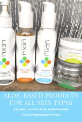 Lexli skincare review