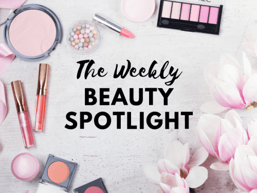 weekly beauty blogger roundup