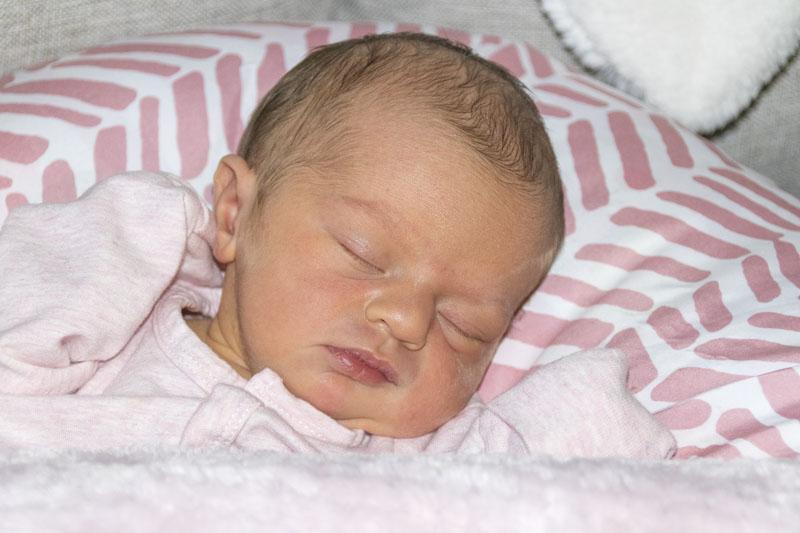 baby girl first grandchild