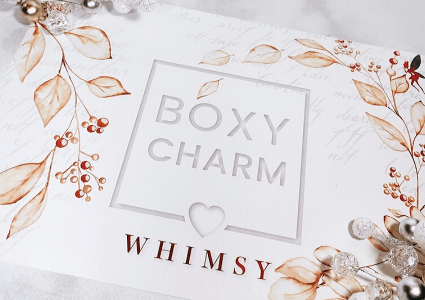 Whimsy BoxyLuxe
