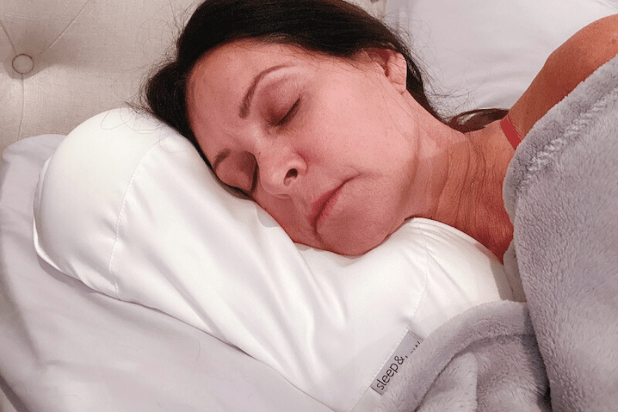 Sleep and Glow beauty pillow review