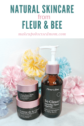natural skincare from Fleur & Bee