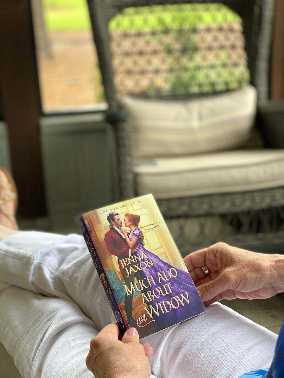 Much Ado About a Widow