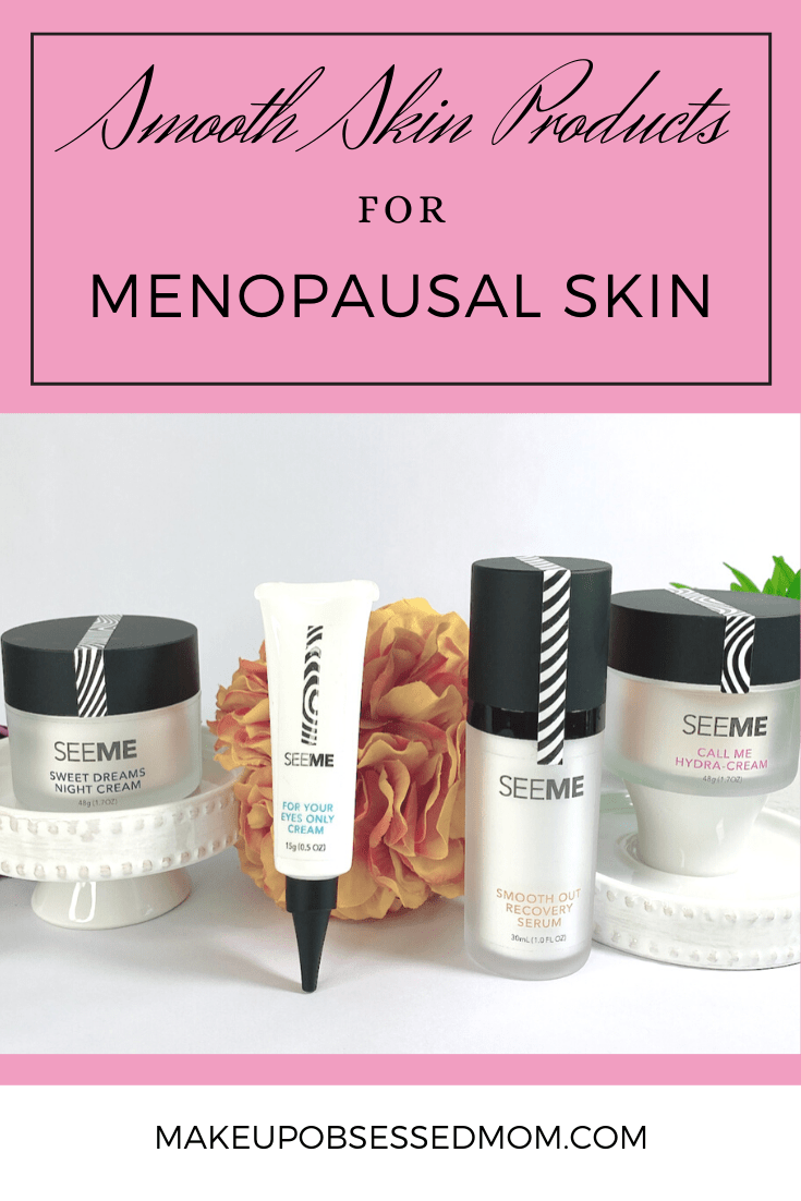 Smooth Skin Products for Menopausal Skin