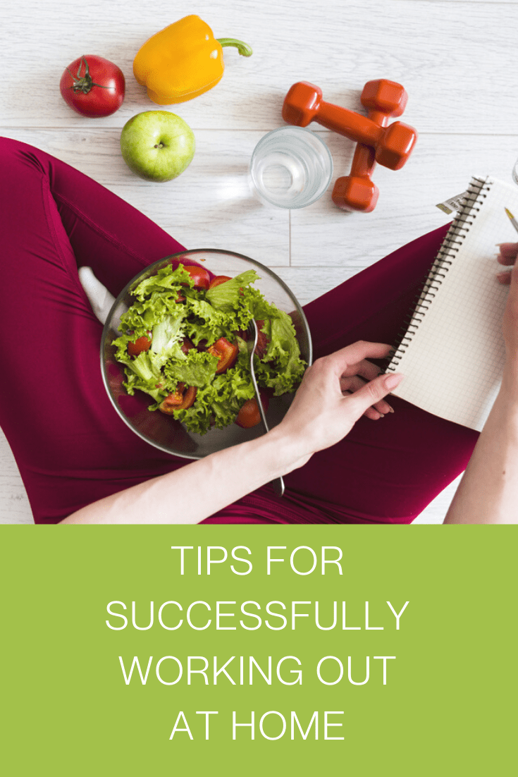 5 Tips for Successfully Working Out at Home