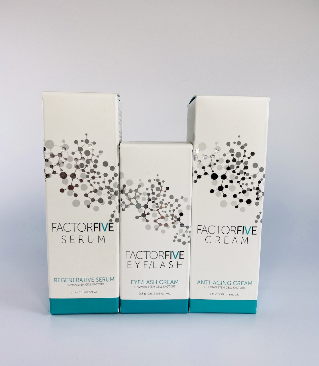 FACTORFIVE Skincare review