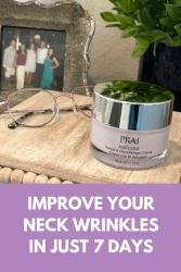 improve neck wrinkles