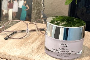 PRAI Beauty Throat and Decolletage Creme review