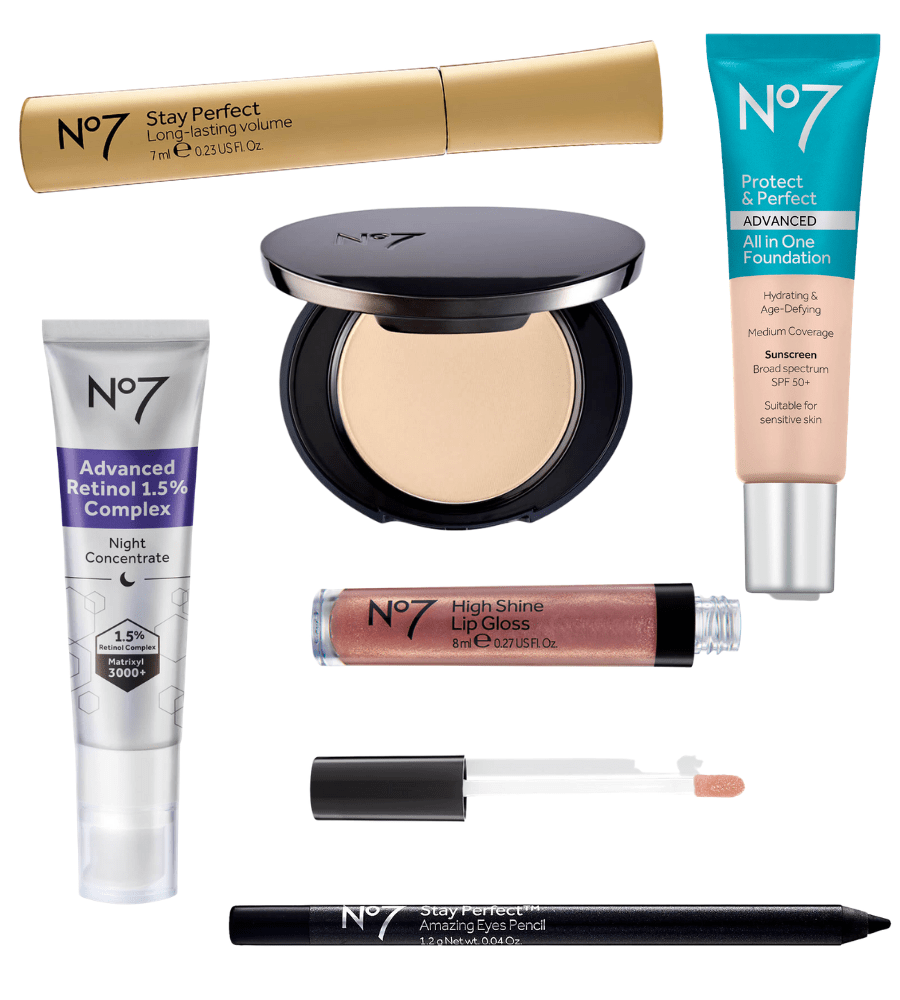 No7 Beauty favorites
