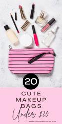 cute makeup bags