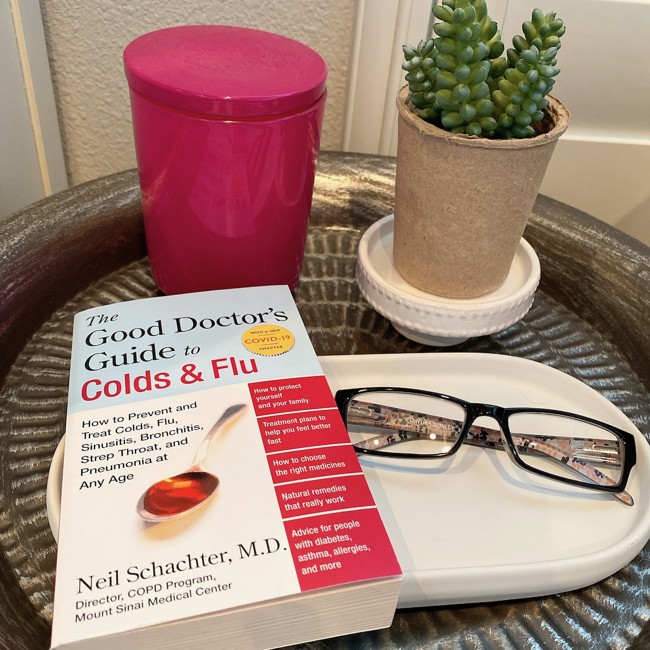 The Good Doctor's Guide to Colds and Flu book