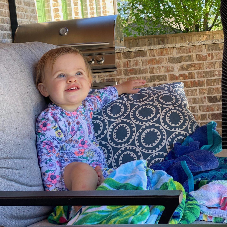 ganddaughter 16 months old