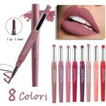 sexy-2-in-1-double-ended-lips-makeup-matte-lipstick-set-long-lasting-waterproof-pigment-pencils-moisturizer-contour-for-women-beauty-cosmetic-kit-available_509