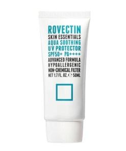 Rovectin Skin Essentials Aqua Soothing UV Protector Sunblock