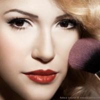 50s Retro Makeup แต่งหน้าย้อนยุค
