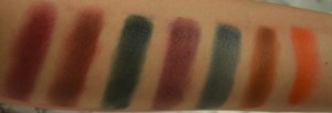 melkior swatches
