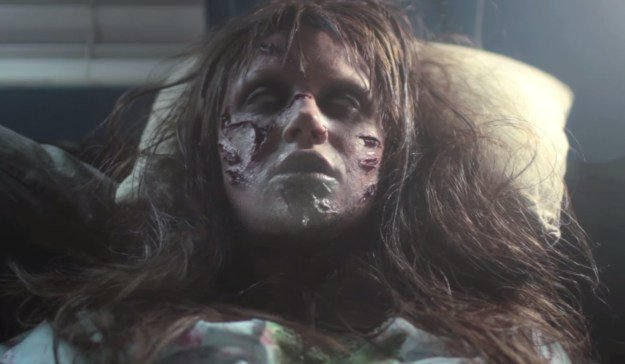 3. The Exorcist | 15 DIY Movie-Inspired Makeup Inspirations for Halloween