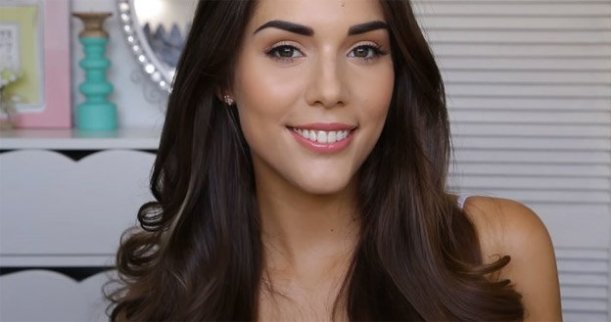 Natural and Glowing Skin | Glowing Drugstore Makeup Tutorial For Spring & Summer