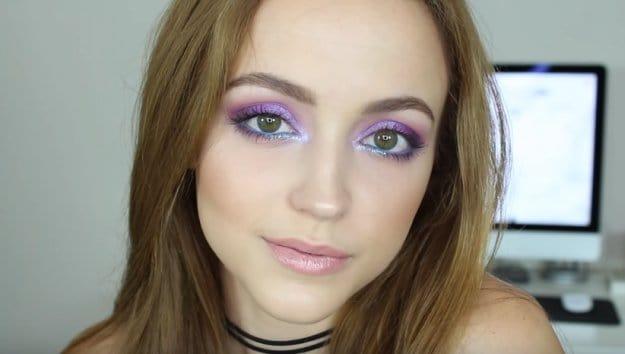 Easy Eye Makeup For Green Eyes