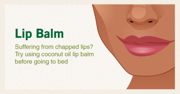 Lip Balm | Coconut Oil Uses That Will Transform Your Regimen