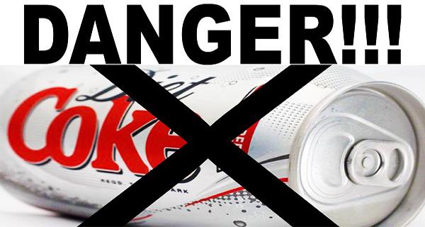 The Dangers Of Drinking Diet Soda