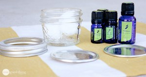 """Make Your Own """"Breathe Jar"""" To Relieve Sinus Congestion"""