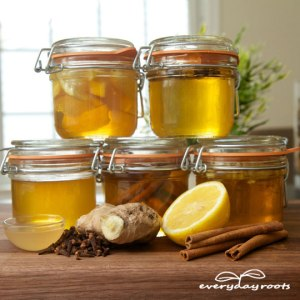 5 Healing Honey Infusions for a Healthy Life