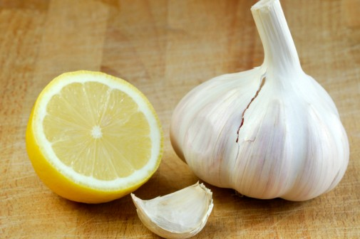 Remedy From The Monks For The Whole Body Lemon And Garlic Make Miracles