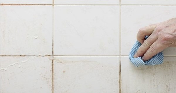 Your Bathroom Will Shine! Here Is The Best Homemade Grout Cleaner!