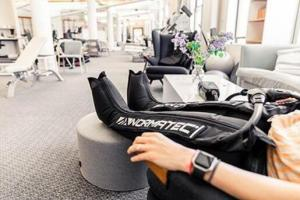 Using the NormaTec System for Quick Recovery