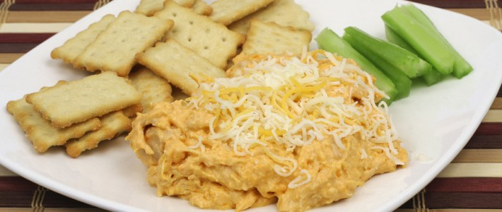 Buffalo Chicken Dip Recipe – The Perfect Party Appetizer