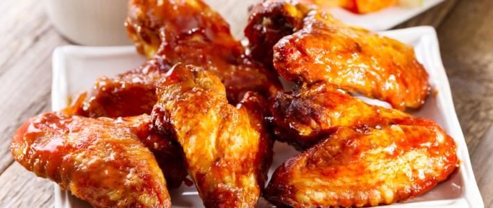 air fryer chicken wings