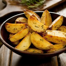 Air Fryer Potato Wedges – Steakhouse Quality Made Healthy