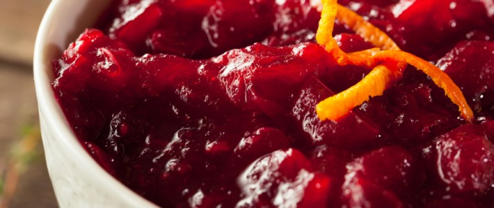 Instant Pot Cranberry Sauce Recipe