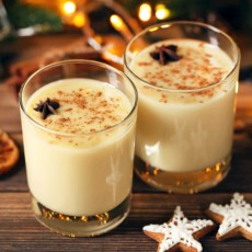 Homemade Eggnog Recipe – Tastes So Much Better Than Store-Bought