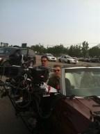 On The Set #4 - Derek & Wesley