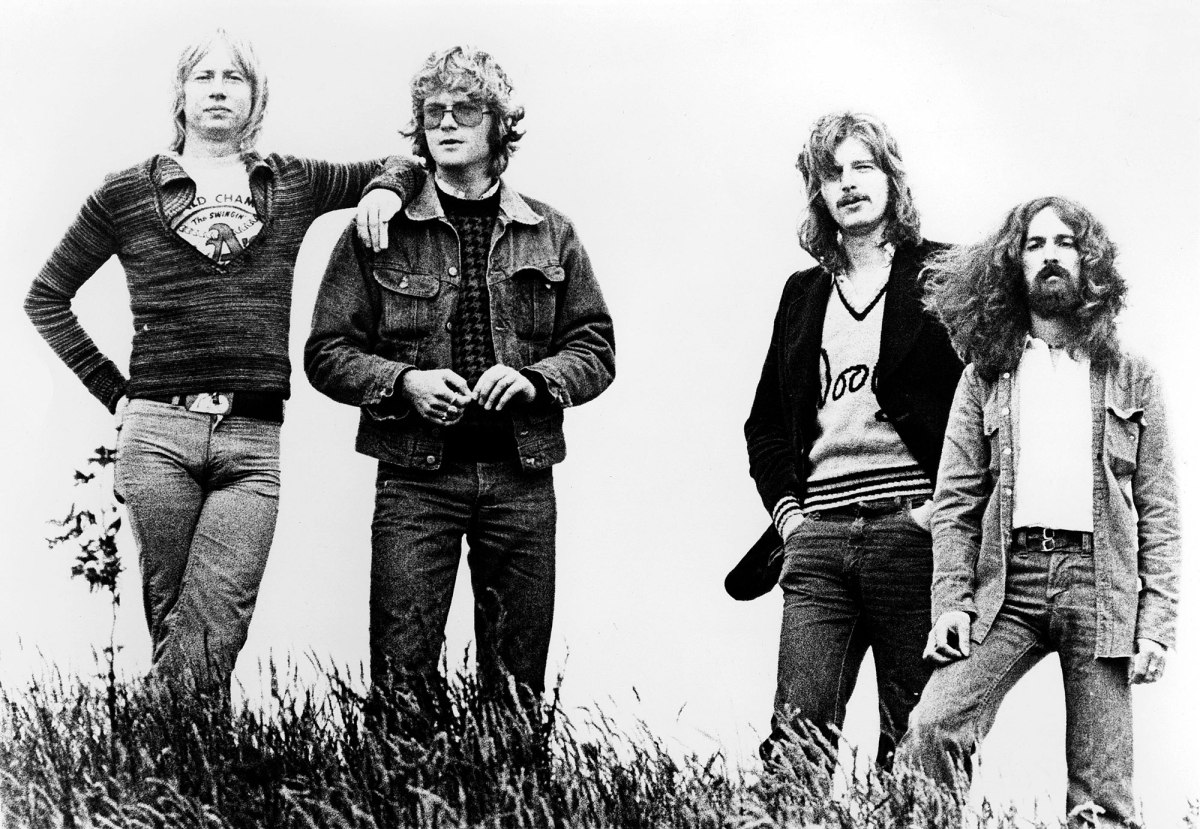 An Appreciation of BARCLAY JAMES HARVEST | Make Your Own Taste