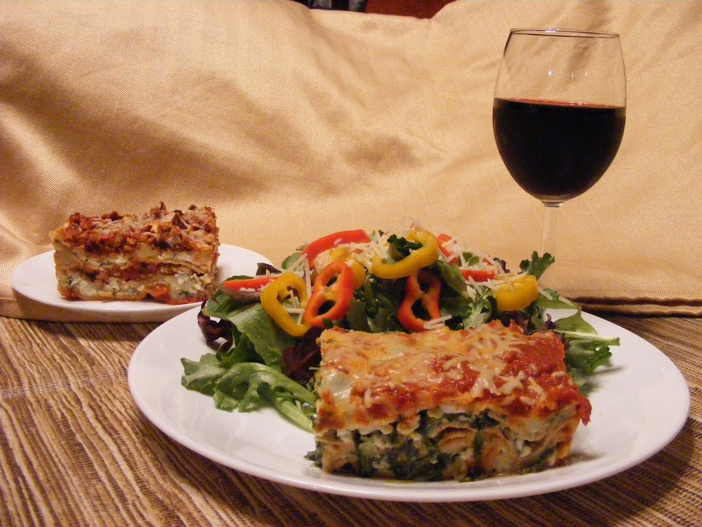 Lasagna Two Ways