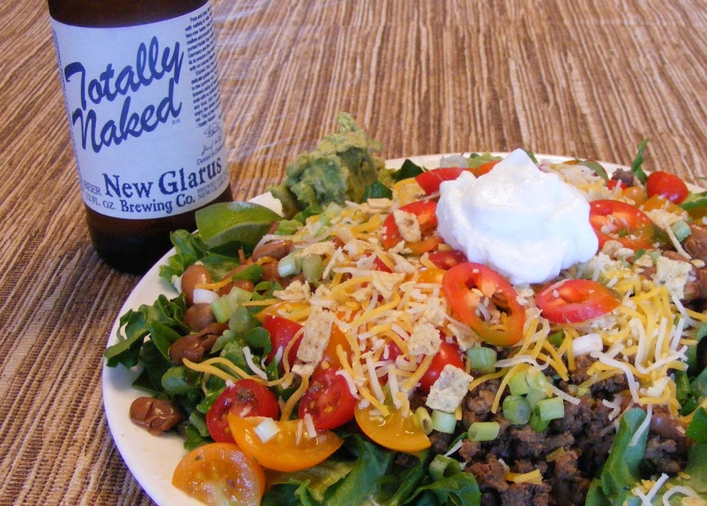 Taco Salad–a Great Summer Meal