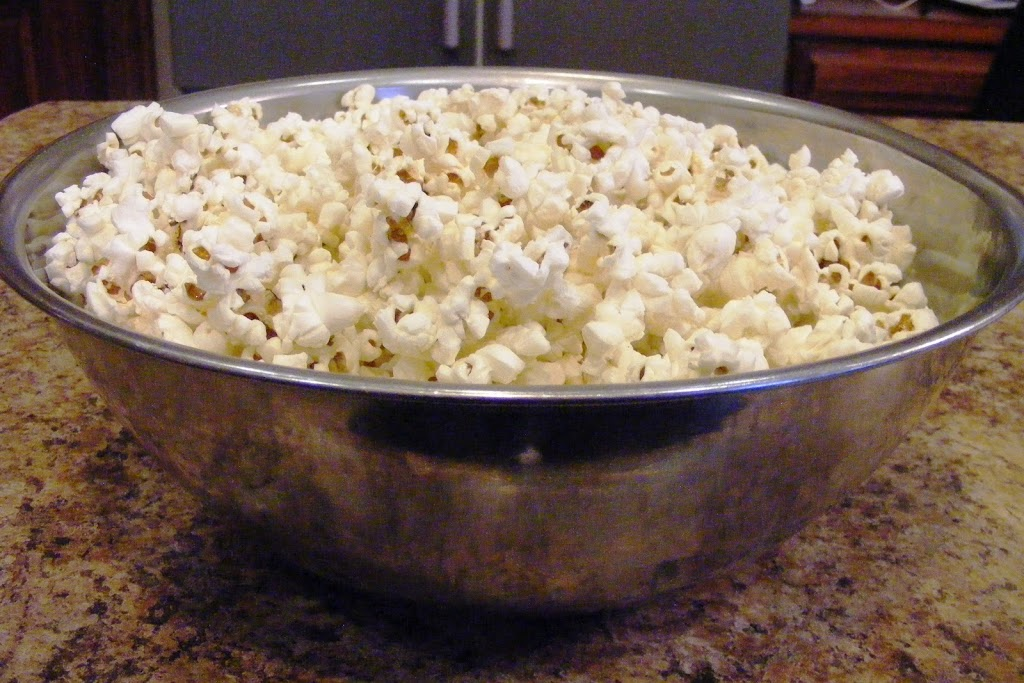 Old Fashioned Popcorn