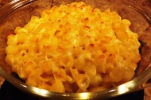 Mac 'n Cheese, Baked