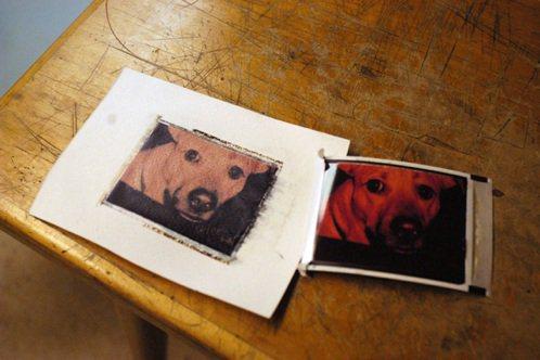 How-To: Polaroid Transfers